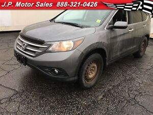 2012 Honda CR-V Touring, Automatic, Navigation, Leather, Sunroof