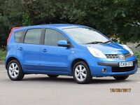 NISSAN NOTE 1.4 SE NEW MOT 80K 5 DOOR SERVICE HISTORY LOVELY CLEAN EXAMPLE