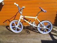 old school unfinished Raleigh Burner - £256 cash - bmx bike bicycle