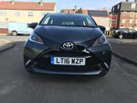 Toyota aygo 1.0 VVT-i X-play 5dr Grey Full Service History 11K Mileage Part Ex welcome