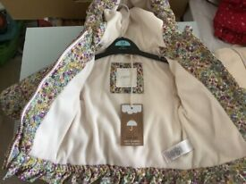 New Next Baby Jacket/Coat 3-6 months