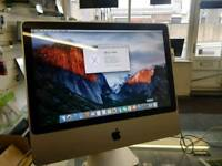Apple imac 4Gb Ram with wireless mouse and keyboard