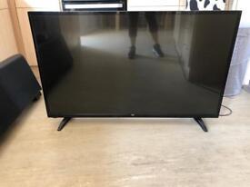 BUSH 50 inch full HD FVHD LED TV