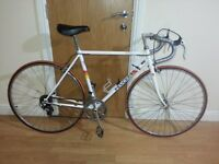 Peugeot Racing Bike with 28 wheel size and 20 inch frame