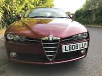 Alfa Romeo 159 2.4 JTDM Lusso 4 Door Saloon | Diesel | 10 Months MOT | Servic...