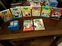 Complete set series 1 to 8 family guy