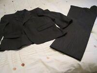 Men's Grey Debenhams Suit