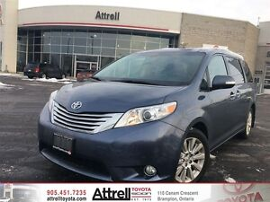 2014 Toyota Sienna FWD XLE Limited Package YK3DCT BA