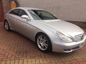 Mercedes cls 350 (2005)