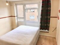 DOUBLE SINGLE ROOM 💖TRELLIS SQUARE 🚉6MINS BY WALK TO MILE END STATION CENTRAL LINE