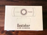 FOR SALE - UNBOXED Besteker USB Web Cam
