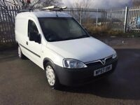 2007 (57) VAUXHALL COMBO 2000 CDTI 1.3 LOW LOW MILES FANTASTIC CONDITION