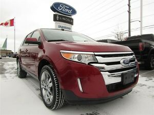 2013 Ford Edge SEL | AWD | SYNC | LEATHER |