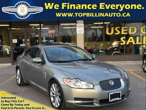 2011 Jaguar XF Premium Luxury, NAVIGATION, FULLY LOADED