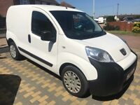 Peugeot Bipper Professional, 1.3 HDI, Brand new engine, Air con, Stop Start, 1 year Mot, Very Clean