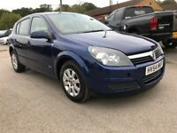 **AUTOMATIC**2004 54 REG VAUXHALL ASTRA LIFE A/C 1.8,1 OWNER,JUST SERVICED,84k