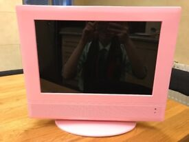 Small Pink TV