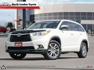2016 Toyota Highlander XLE Top finalists for best family vehi...