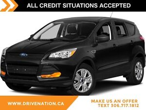 2014 Ford Escape SE Wireless phone connectivity, Block heater...