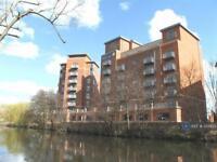 2 bedroom flat in Derby Riverside, Derby, DE1 (2 bed)