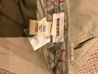 For sale Diesel ladies trousers size: 29
