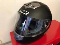 Black Box size XL motorbike helmet