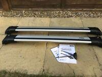 Thule WingBar Edge Roof Railing 9584 (roof bars/roof rack)