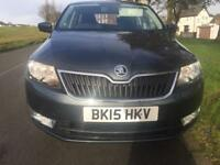 2015 Skoda Rapid Spaceback SE 1.4 DSG Auto only 25000 miles