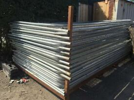 👷🏼♂️ HERAS TEMPORARY SECURITY FENCE PANELS ~ USED