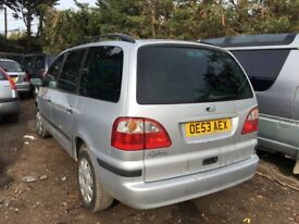 FORD GALAXY LX TDI 2004- FOR PARTS ONLY