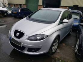 Seat altea 1.9TDI available for spare parts