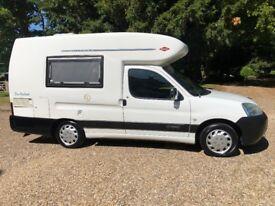 Romahome Duo Outlook 2003 (53)reg Citroen Berlingo Camper Van - Part Ex Welcome