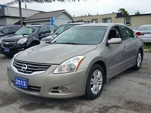2012 Nissan Altima certified,LOW KMS!!