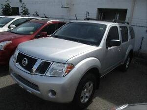 2012 Nissan Pathfinder S 4X4  PW  PL  PM  Hail Special!