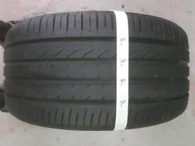 Zeta Alventi 255/35/18 Tyre
