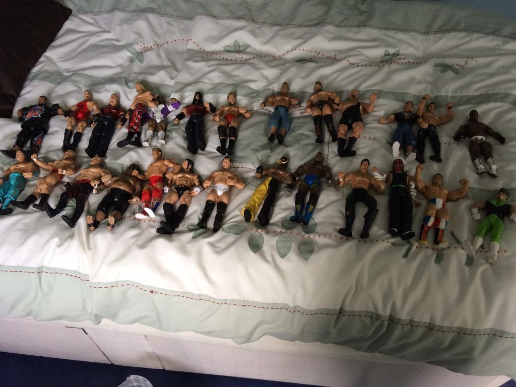 WWE Figure Collection