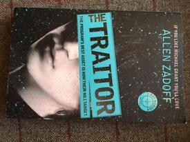 The Traitor by Allen Zadoff