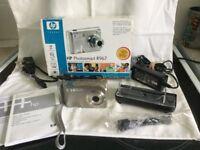 DIGITAL CAMERA SET HP PHOTOSMART R967 - BOXED