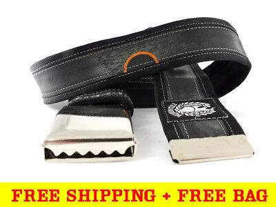 SNAP BUCKLE BELT from Recycled Bicycle Tube in 3 Colors + FREE DELIVERY Buckle Free Snap Belts