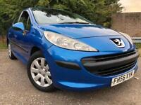 Peugeot 207 1.4 Petrol Full Years Mot Service History Low Mileage Low Insurance !!!