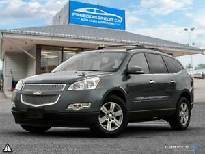 2009 Chevrolet Traverse LT LOADED 7 PASSENGER