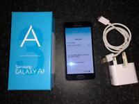 SAMSUNG GALAXY A3 16GB. EXCELLENT CONDITION
