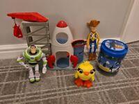 Toystory Toy Bundle