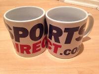 SportsDirect Giant Mug