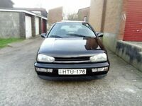 Volkswagen golf mk3 1992 Diesel selling for parts