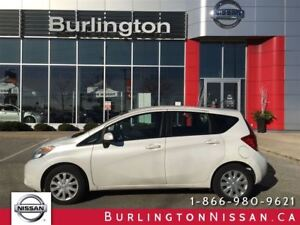 2014 Nissan Versa Note SV, ACCIDENT FREE, EXTENDED WARRANTY !