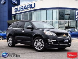 2015 Chevrolet Traverse AWD,REMOTE START.BU CAM, 7 PASS