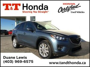 2014 Mazda CX-5 GT - Leather, Heated Seats, One Owner