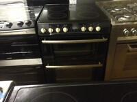 Belling Black 60cm electric cooker