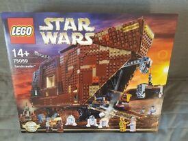 LEGO Star Wars Sandcrawler 75059 BNIB Retired Set